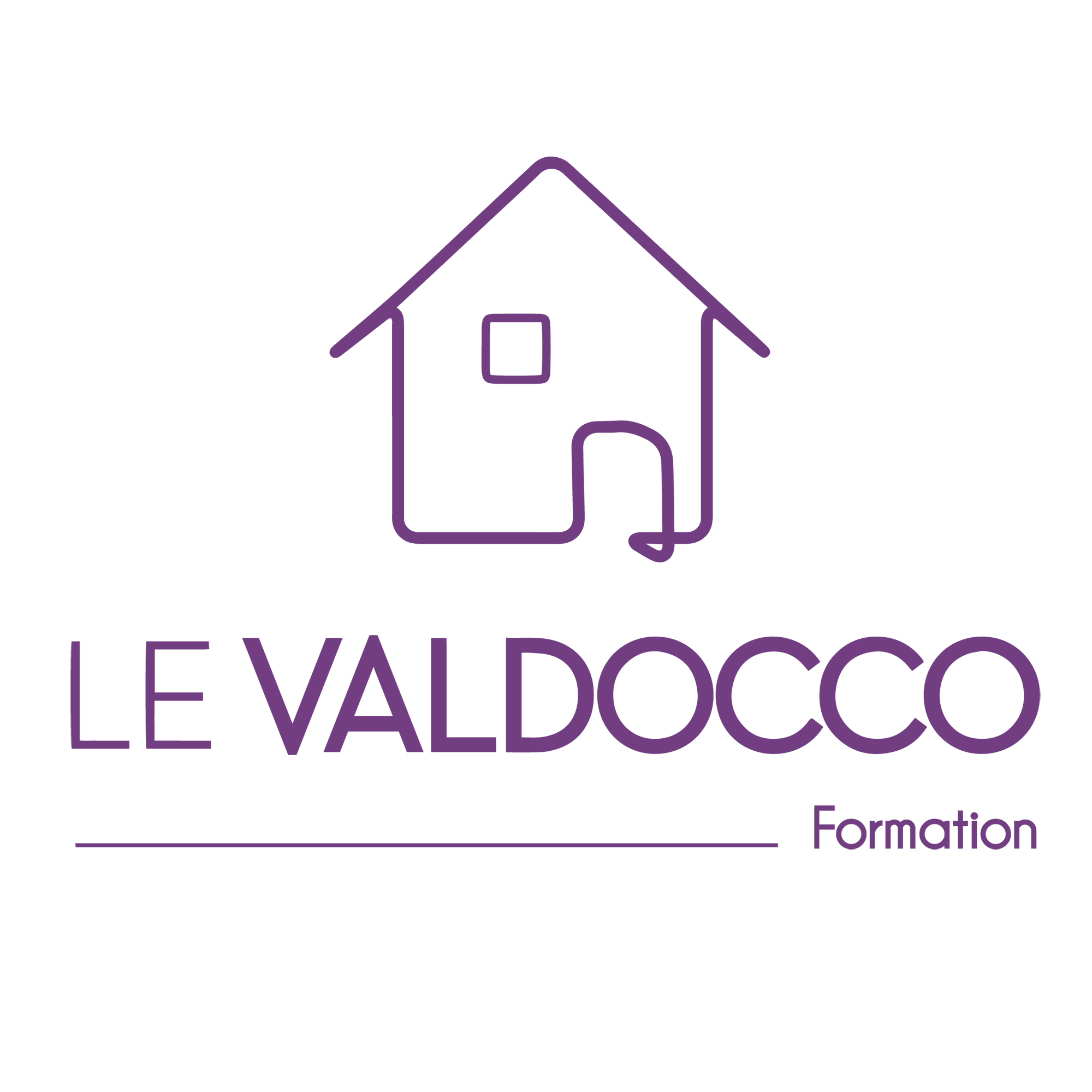 Le Valdocco Logo formation